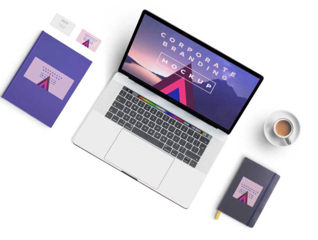 obrazek przedstawiający branding tworzenie grafiki komputerowej