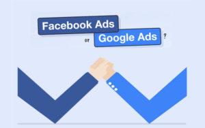 reklama facebook czy reklama google adwords która lepsza