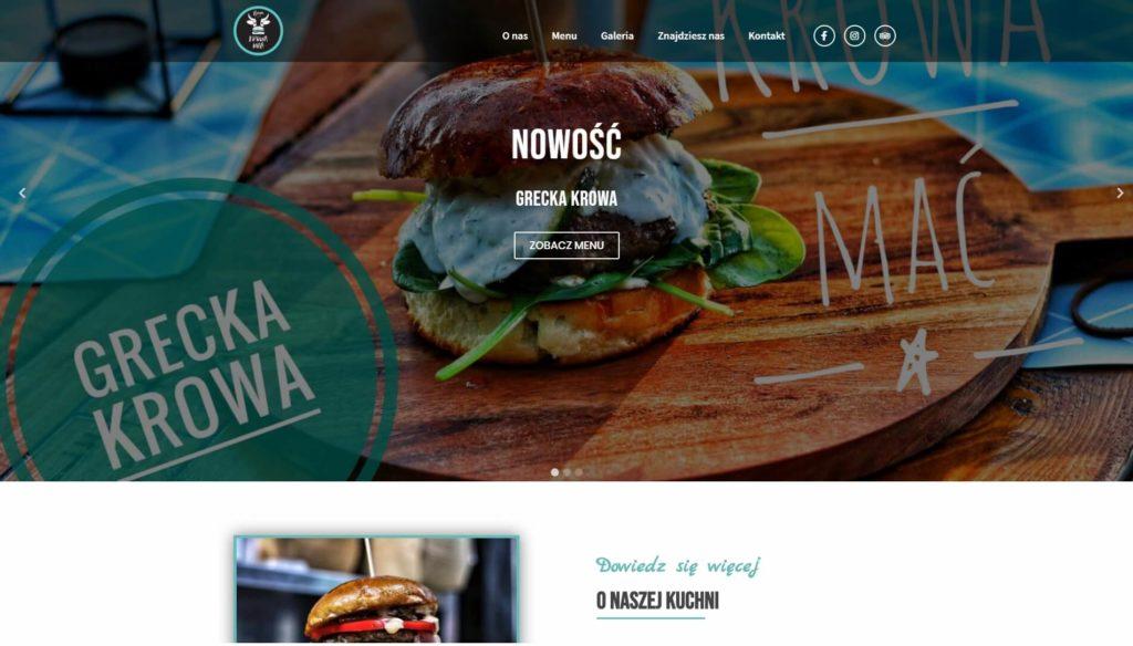 krowa mac burgers czyli burgerownia z prawdziwego zdarzenia strona www jastrzębie-zdrój